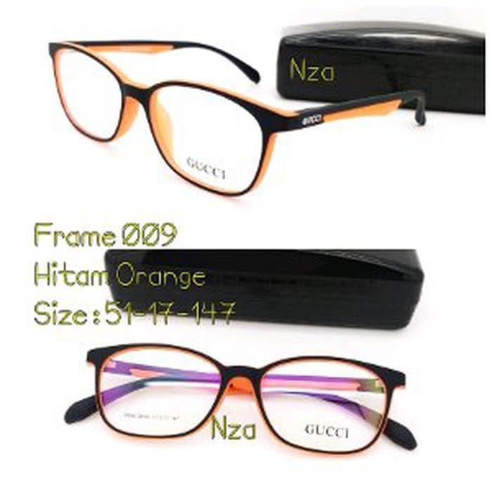 Jual Frame Kacamata Trendy Kaca mata Terbaru Kacamata Elegant Kaca ... aeb583642b