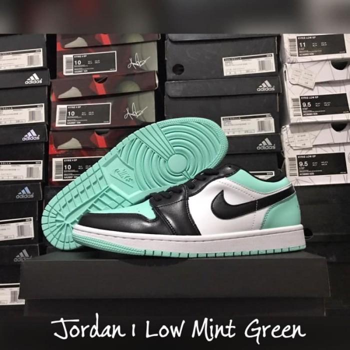 najlepsze oferty na dobra sprzedaż gorące nowe produkty Jual Air Jordan 1 Low Mint Green - Sepatu Olahraga & Sneakers - Kota Batam  - Rupa Rupane | Tokopedia