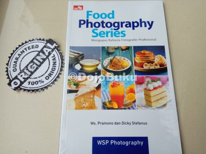 harga Food photography series by ws. pramono Tokopedia.com