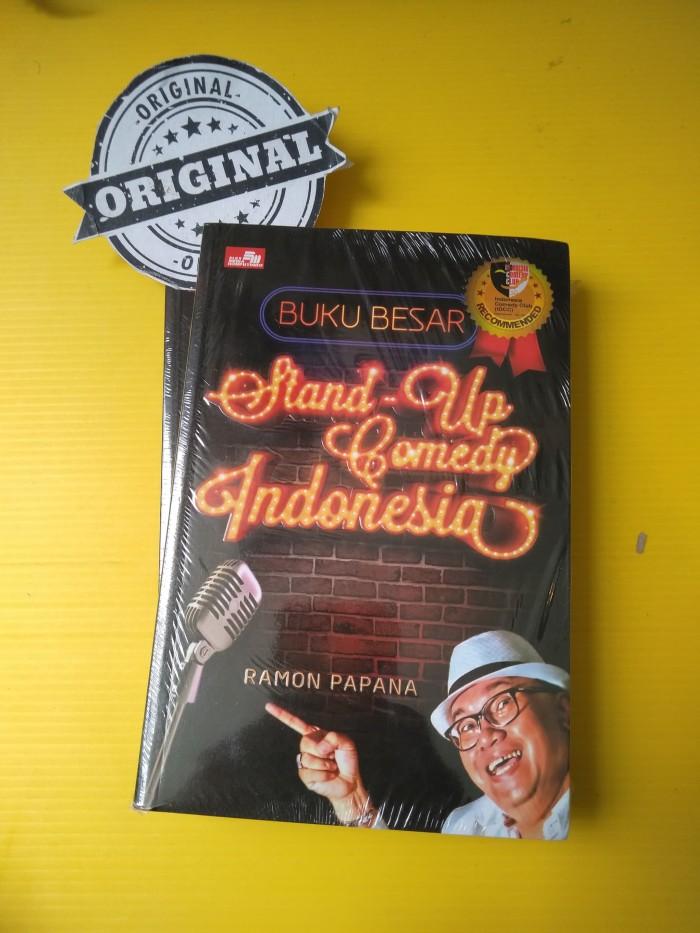 harga Buku besar stand up comedy indonesia Tokopedia.com