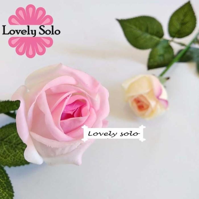 Jual Tangkai Bunga Plastik Mawar Artificial - Bunga Palsu Valentine ... e88b76bfc3