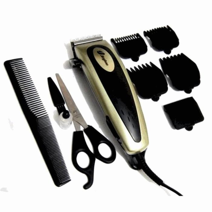 Alat Cukur Rambut Jinghao Hair Cliper Jing Hao Cukuran - Daftar ... 4a03639911