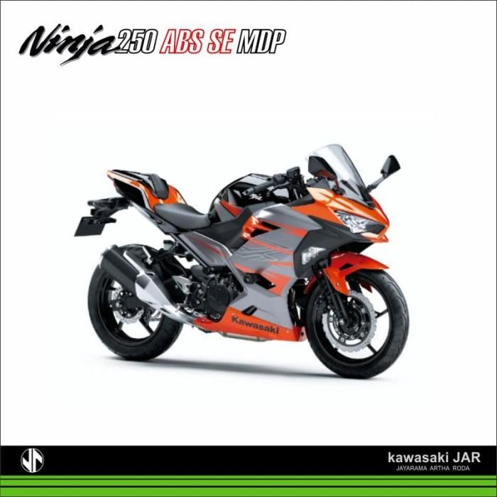 harga Kawasaki 2018 ninja 250 abs special edition mdp [bogor] Tokopedia.com