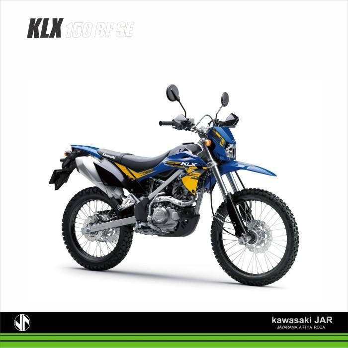 harga Kawasaki klx 150 bf special edition - merah Tokopedia.com