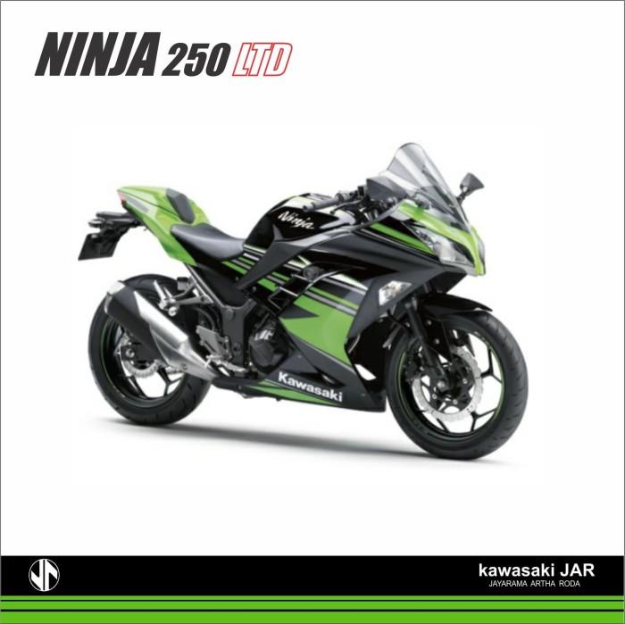 harga Kawasaki ninja 250 ltd - green [bogor] Tokopedia.com
