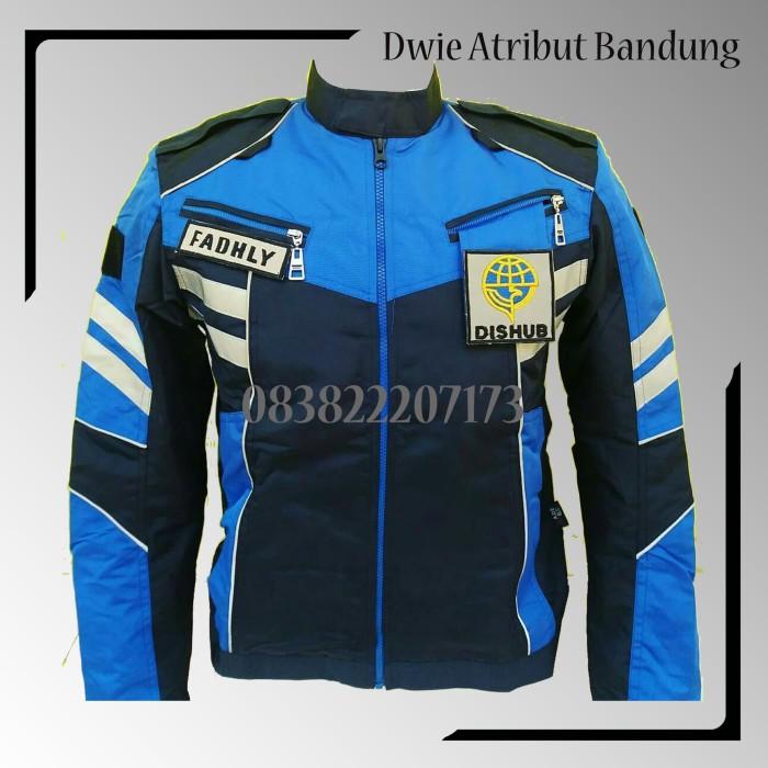 Jual Jaket touring club motor biru hitam - Biru 3ddc95f829