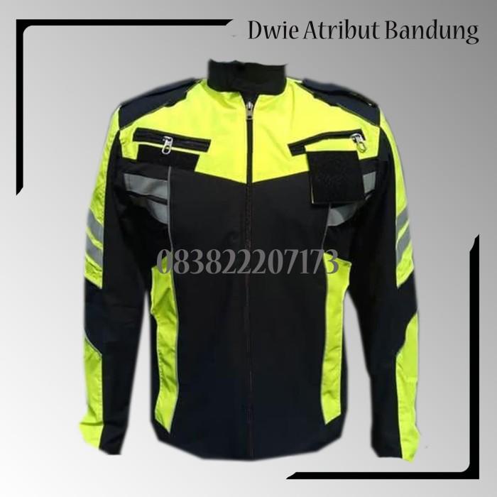 Jual Jaket touring jaket club motor pria wanita murah meriah - Hijau ... 3f87f161b9