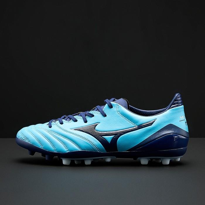 brand new c7254 ba425 Jual Sepatu Bola Mizuno Morelia Neo KL II AG - Blue Atoll/Blue Depths -  Kab. Cilacap - A.T.P SPORTS | Tokopedia