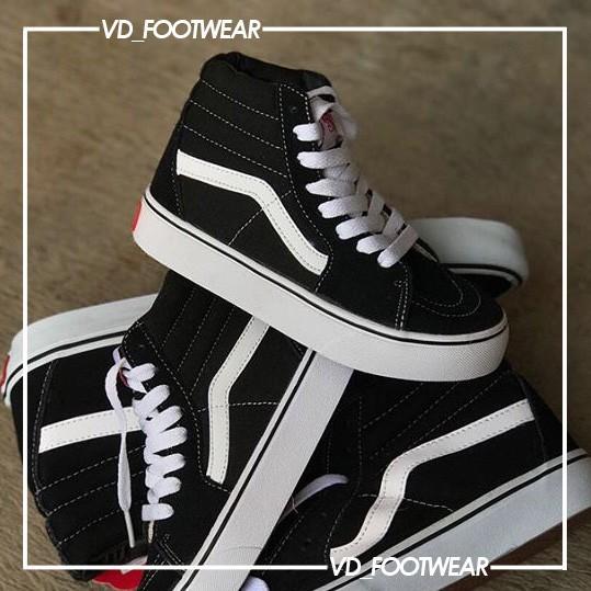 Sepatu Sneaker Cowok Keren Vans Sk8 Kualiatas Premium - Daftar Harga ... 65bb8ee296