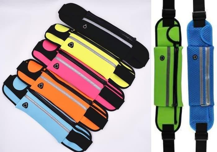 Foto Produk tas pinggang olahraga pria wanita mini import dari modalmadel-shop