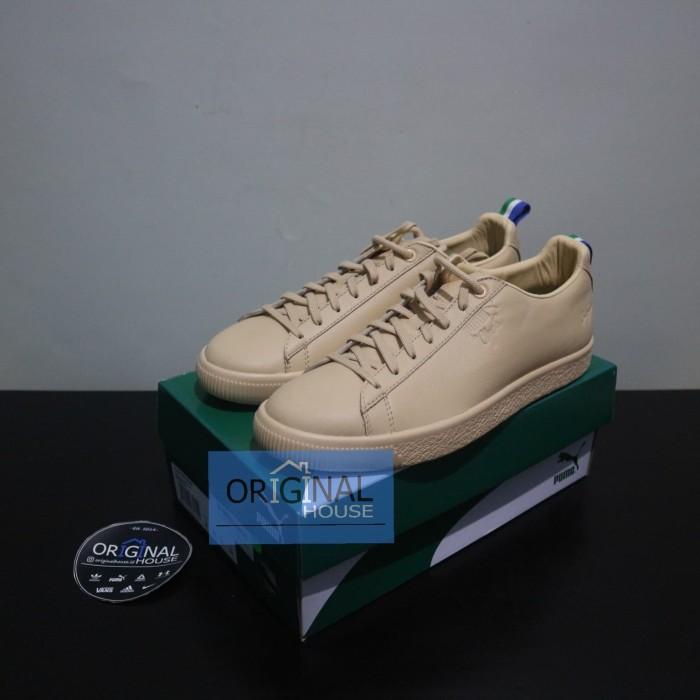 info for bd863 f9286 Jual Sepatu Sneakers Puma Clyde BIG SEAN Natural Vachetta Original BNIB -  Kab. Sleman - Pradana Shoes | Tokopedia