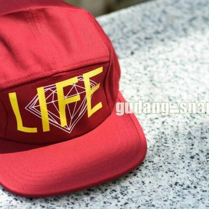 Jual Topi Strapback Diamond Life original import  Diamond Life cap ... d01df44122