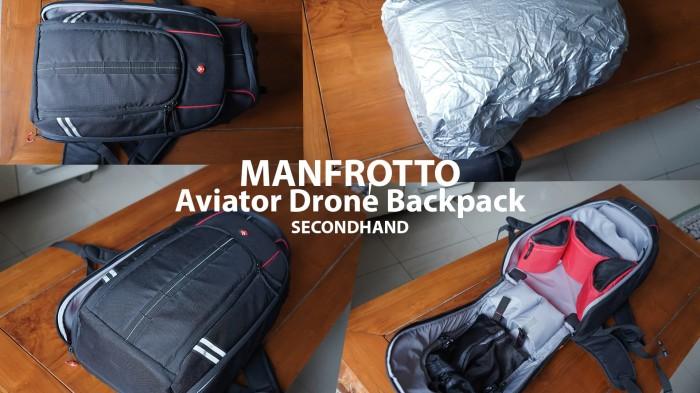 edfa52407a7c Jual Manfrotto Aviator Drone Backpack MB-BP-D1 - Kota Bekasi ...
