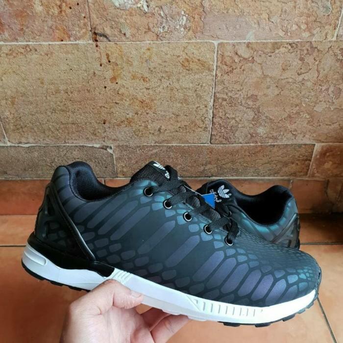 half off 29c8f d4c9b Jual sepatu adidas zx flux xeno blue in dedak premium original quality -  DKI Jakarta - riqi 82 shoes   Tokopedia