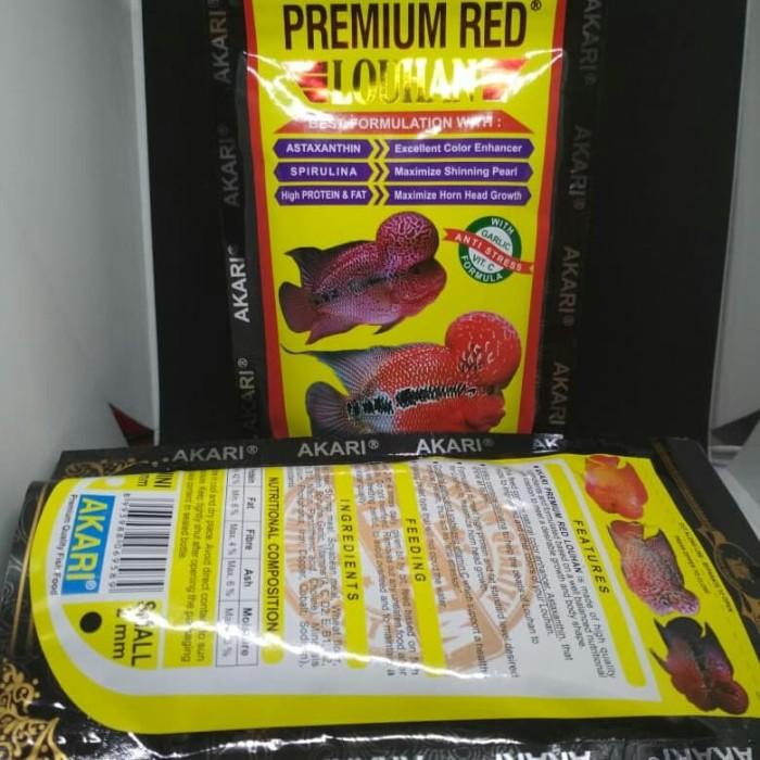Jual Makanan Ikan Hewan Peliharaan Premium Red Louhan Jakarta
