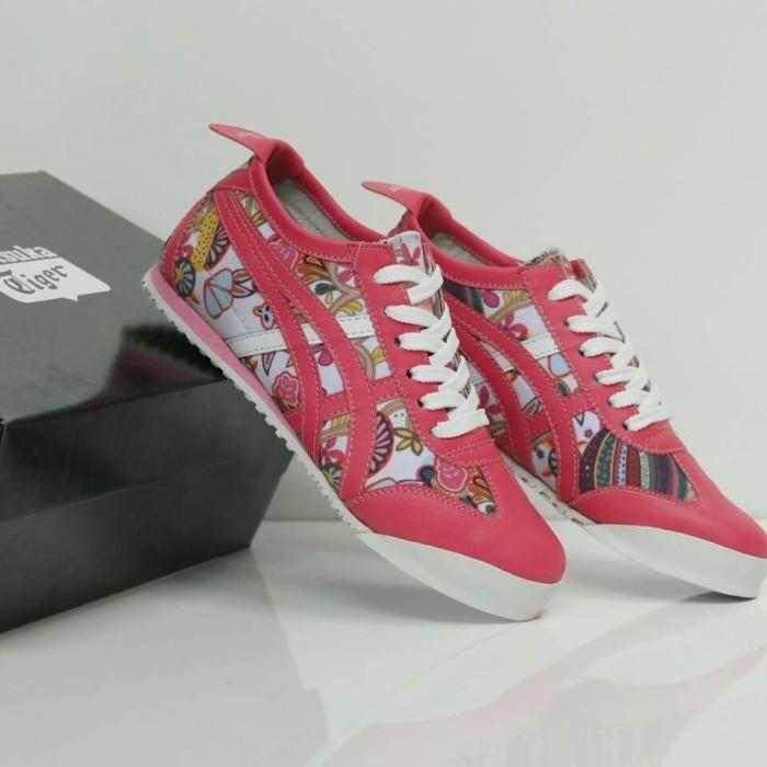 buy online 5eef0 b54db Jual Sepatu Asics Onitsuka Tiger Liberty Raw Pink - Premium Import - DKI  Jakarta - Kinya Store   Tokopedia