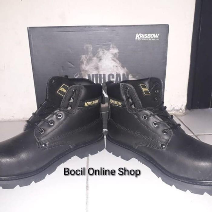 5aa59e4d9f6 Jual KRISBOW VULCAN Safety Shoes - , - Kota Bandung - Arry Bocil | Tokopedia