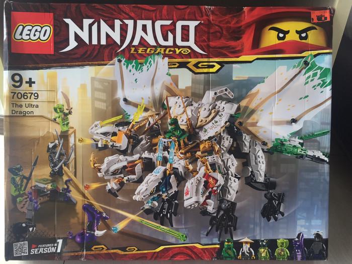 Jual Lego 70679 The Ultra Dragon Kota Bekasi Mix Max Fashion