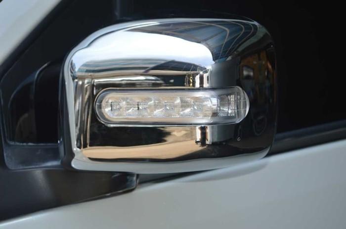 Cover Spion Mirror Mobil Suzuki Karimun Wagon R Full Chrome JSL MODE