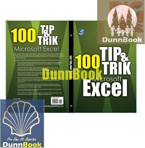 Original - Buku 100 Tip Dan Trik Microsoft Excel