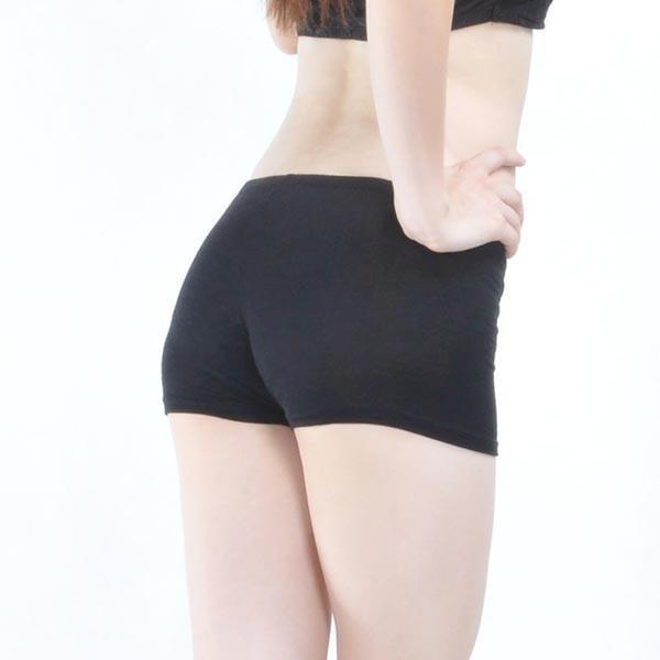 801b9731b Pakaian Dalam Wanita: Damen Celana Pendek Hotpants untuk Olahraga Bah