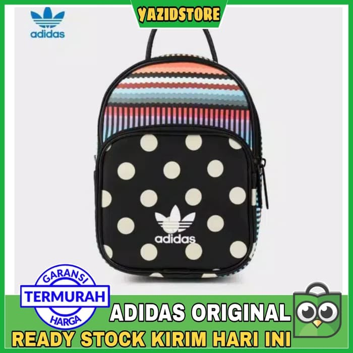 0b60144fe36 Jual ADIDAS JARDIM AGHARTA MINI BACKPACK Tas Adidas Mini Original ...