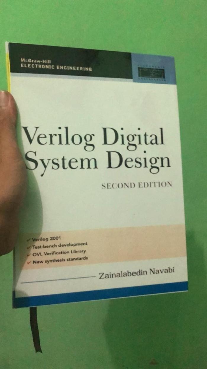 Jual Verilog Digital System Design Register Transfer Level Synthesis Test Kota Yogyakarta Aaa Grafika Tokopedia