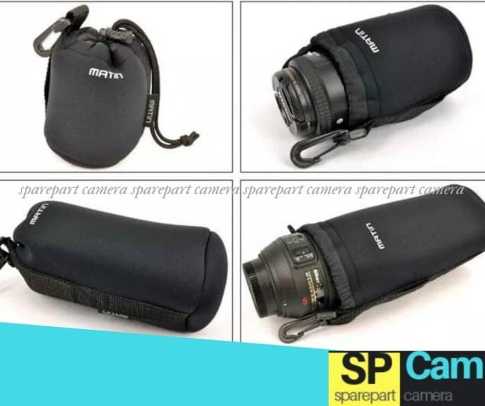 harga Lens pouch neoprene ukuran m Tokopedia.com