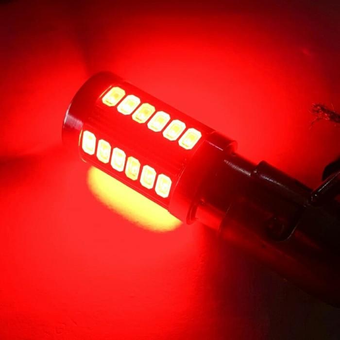 Foto Produk Lampu Rem senja led mobil motor 1157 bayonet kaki 2 dari AUTONOMOUS