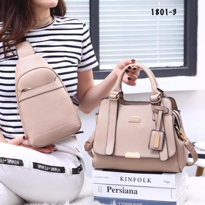 harga Tas pedro smith bag set chestbag #1801-3|tas branded |tas wanita Tokopedia.com
