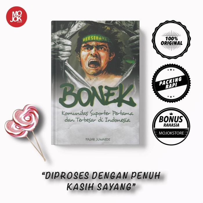 harga Bonek: komunitas suporter pertama dan terbesar di indonesia Tokopedia.com
