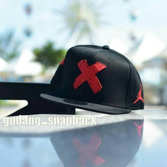 Jual topi snapback jordan   x cap original import   hat - SKB05 HIP ... 548852823c