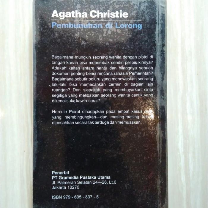 Pembunuhan di Lorong - Agatha Christie