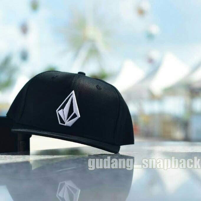 ... harga Topi snapback volcom - volcom cap original import - hat  Tokopedia.com a80b253c3b12