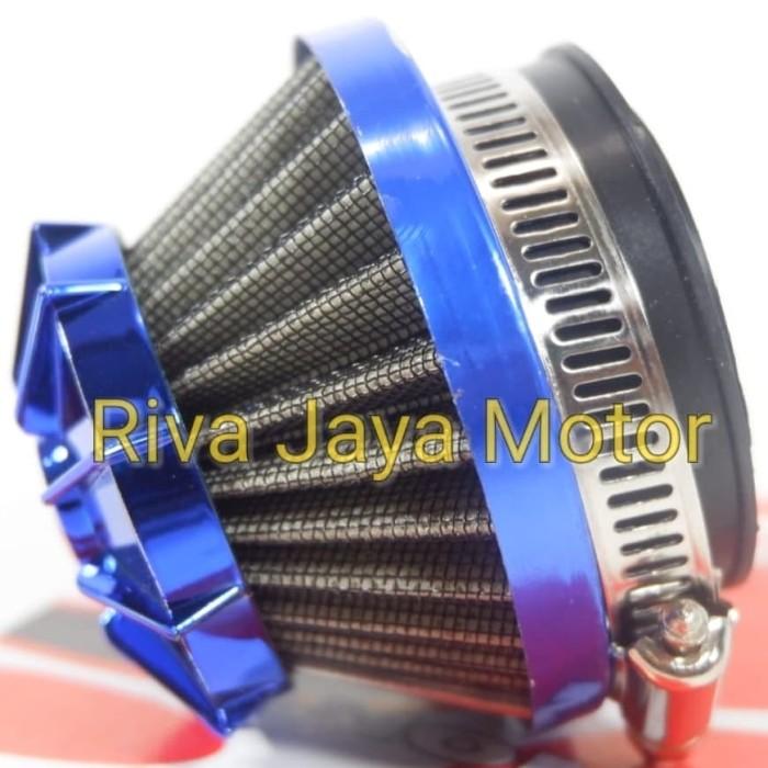 harga Filter saringan karburator universal motor pe pwk pwl 24 26 28 biru Tokopedia.com
