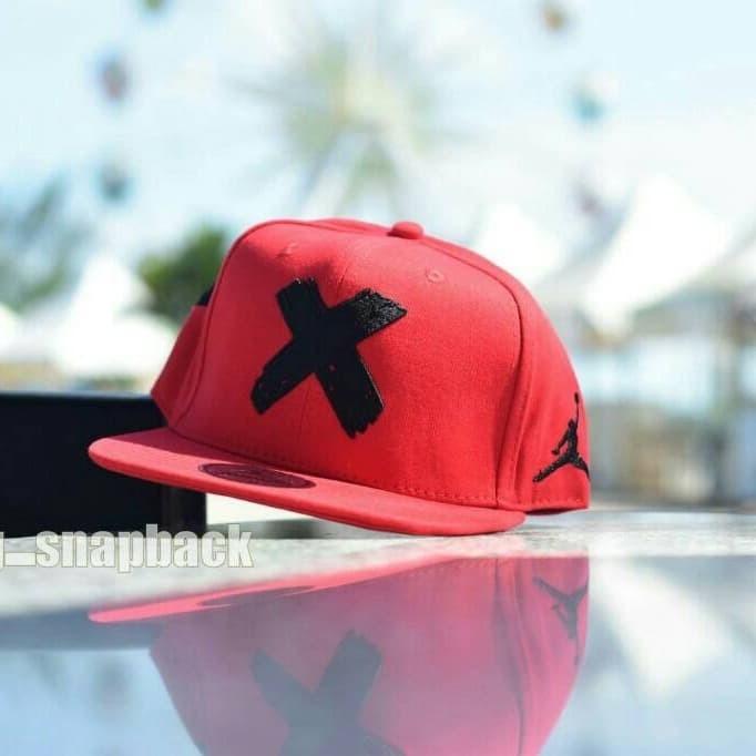 Jual topi original import   snapback jordan x   hat ... b36ec59dfd