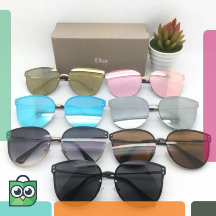 Ready Stok 7 Warna Dior 1801 FD Terbaru Kw Super Kacamata