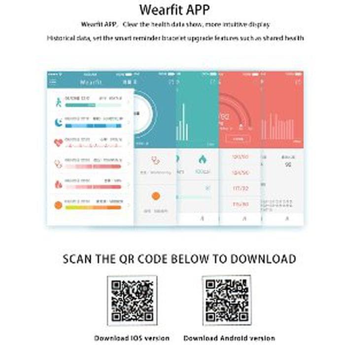 Jual Wearfit R5 Pro Smart Watch - Blood Pressure Monitor - DKI Jakarta -  kodr store   Tokopedia