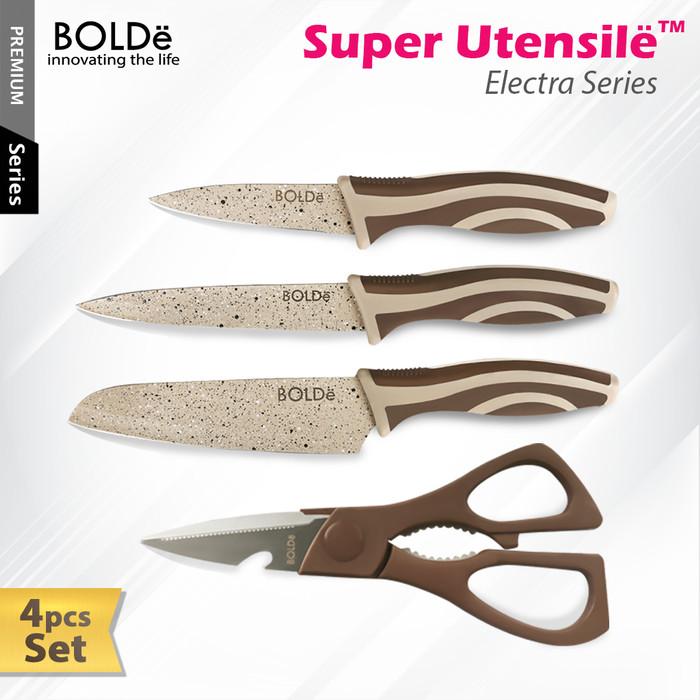 Foto Produk BOLDe Super Utensil Electra Series - Cokelat dari BOLDe Official Store