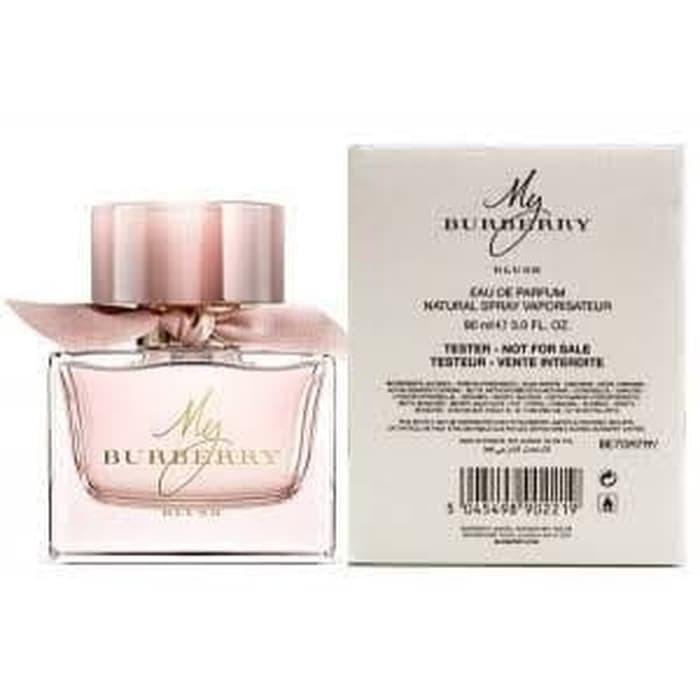 Jual Original Parfum Burberry My Burberry Blush Tester Kota