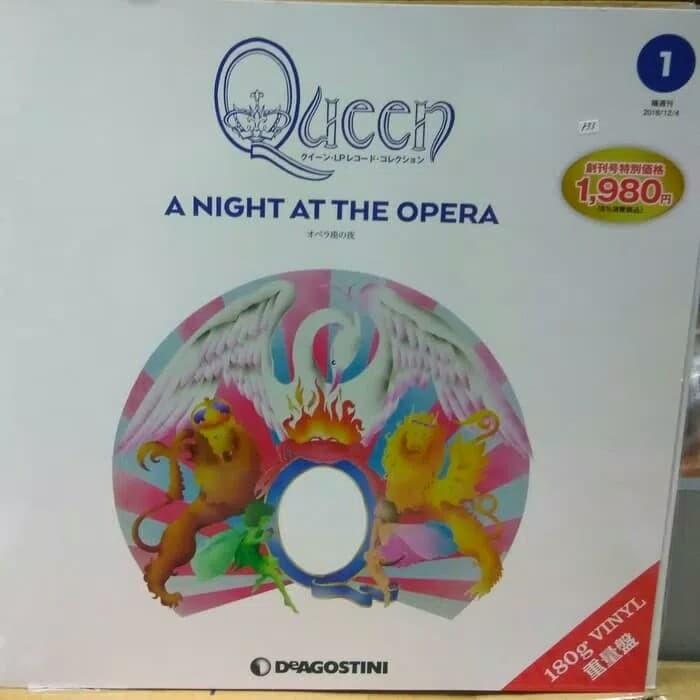 harga Piringan hitam vinyl queen - a night at the opera Tokopedia.com