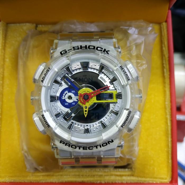 Jual Jam Tangan Pria Casio G-Shock GA-110FRG-7ADR 35th Anniversary ... 521abbf517