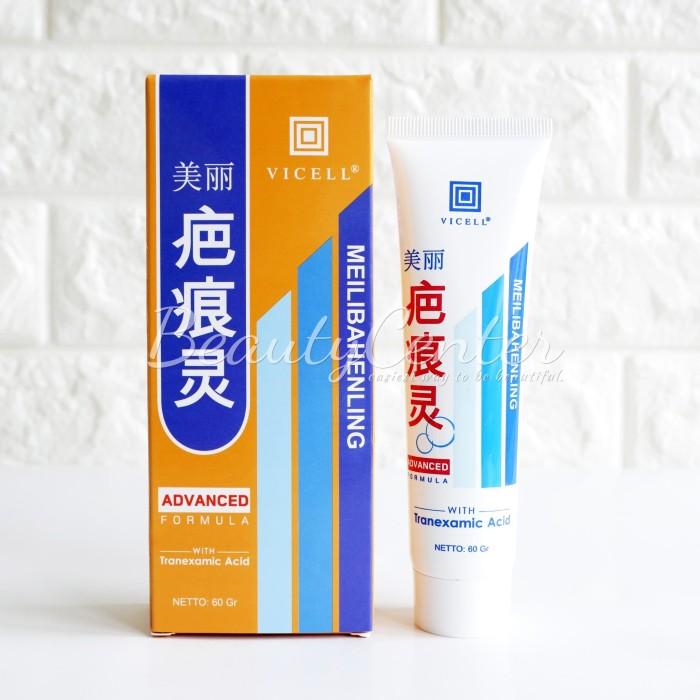 [VICELL] Meilibahenling Cream BPOM / Penghilang Bekas Luka