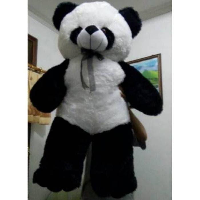 Panda Hitam Putih Jumbo 100 Cm - Daftar Harga Terlengkap Indonesia 22d308baeb