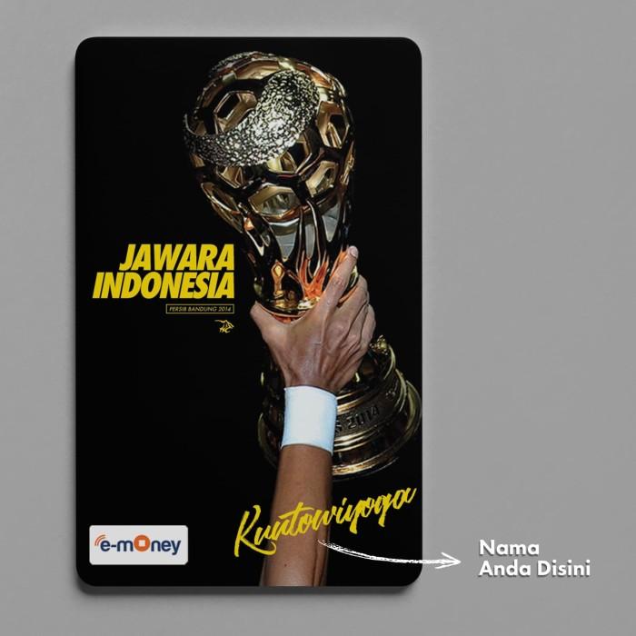 Foto Produk Simamaung Card - Desain Jawara Indonesia 2014 (E-Money/Flazz Persib) dari SIMASTORE