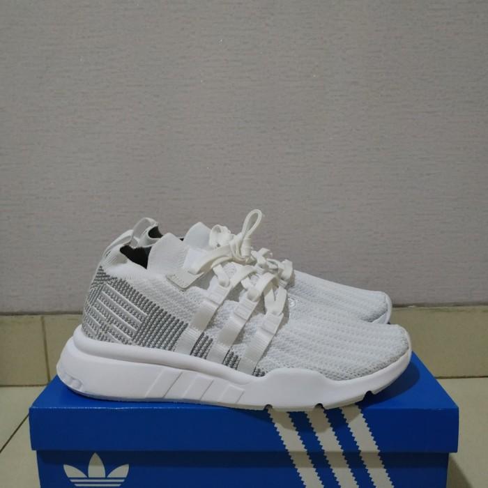Crítico Caducado Sinewi  Jual Adidas EQT Support ADV Mid Primeknit ( PK ) White BNIB ORIGINAL -  Jakarta Timur - PWX Sneakers | Tokopedia