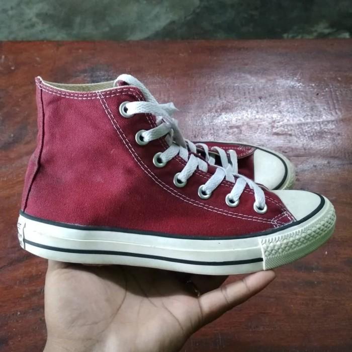 Jual sepatu Converse original no john