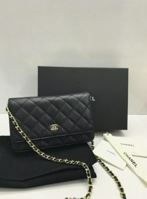 8c8abaeba7ae Jual Cakep Benerr Sling Bag Chanel Clasic Woc Mirror Quality ...