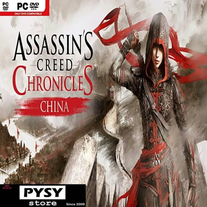 Jual Assassins Creed Chronicles China Kota Bekasi Bekasi