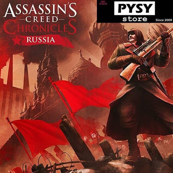 Jual Assassins Creed Chronicles Russia Kota Bekasi Bekasi